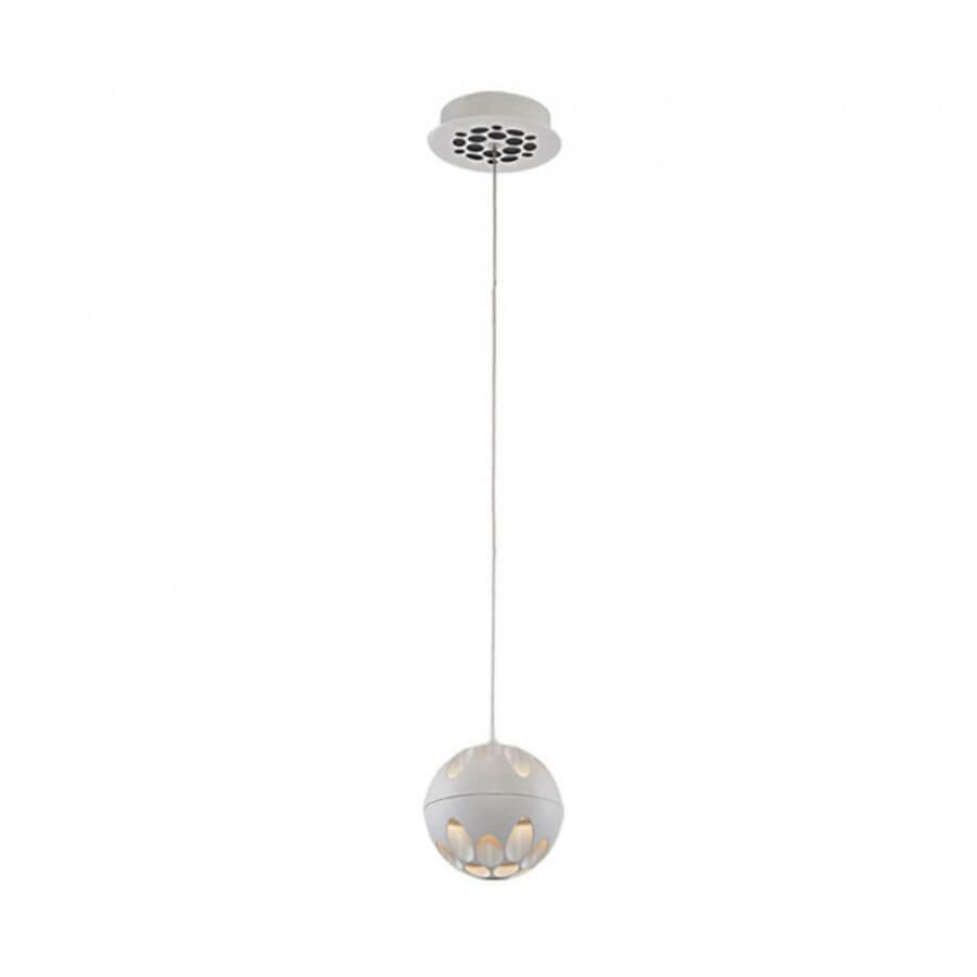 Подвесной светильник Kink Light 6047-1A,01, LED, 15 Вт kink light подвесной светодиодный светильник kink light аква кристалл 08620 1a