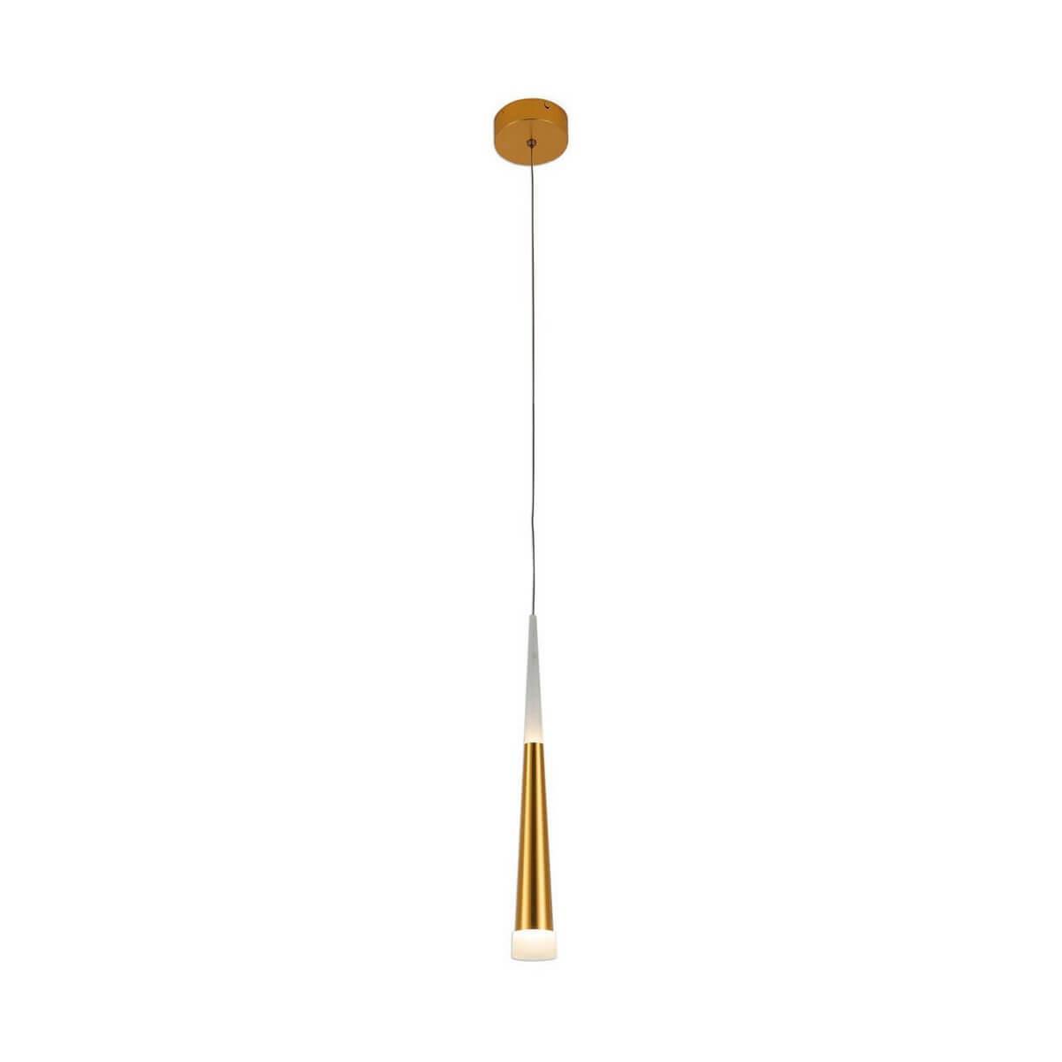 Подвесной светильник Kink Light 6114-1A,33, LED, 7 Вт подвесной светильник kink light менора 4702 1a 12