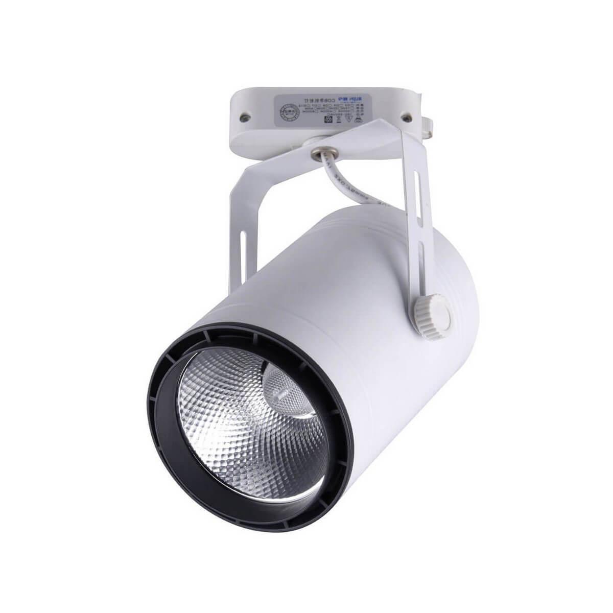 Фото - Трековый светильник Kink Light 6483-2,01, LED, 20 Вт накладной светильник kink light фейерверк 08013