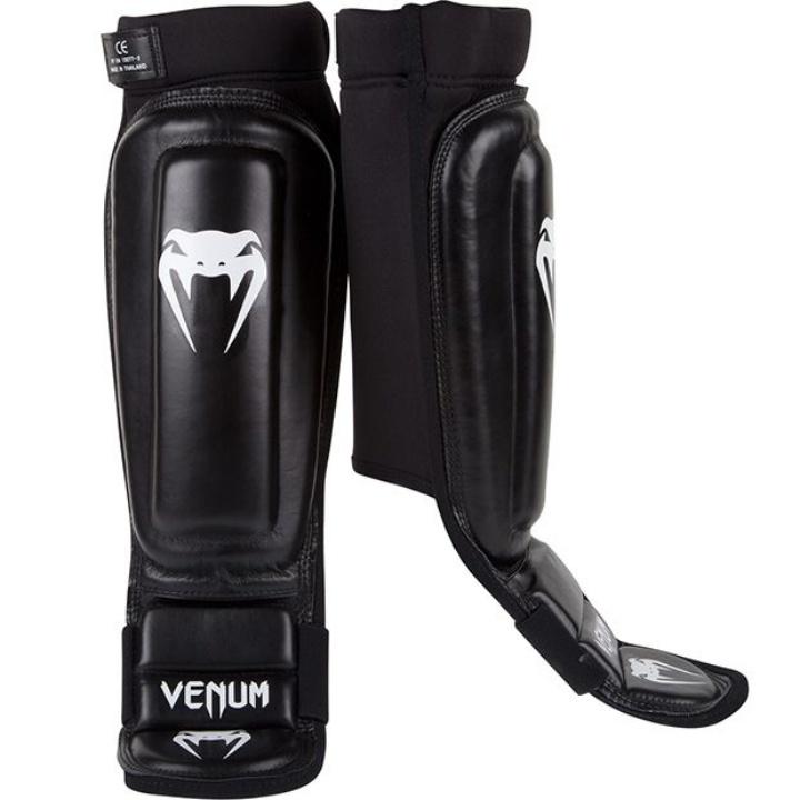 Щитки VENUM 360 MMA Shinguards - черный, M щитки venum venum mp002xu0dysu