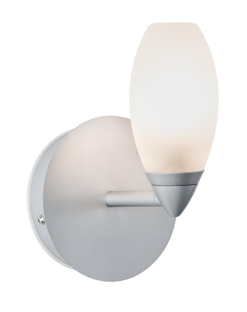 Светильник настенный Carina IP44 max. 28W G9, хром матовый 28w