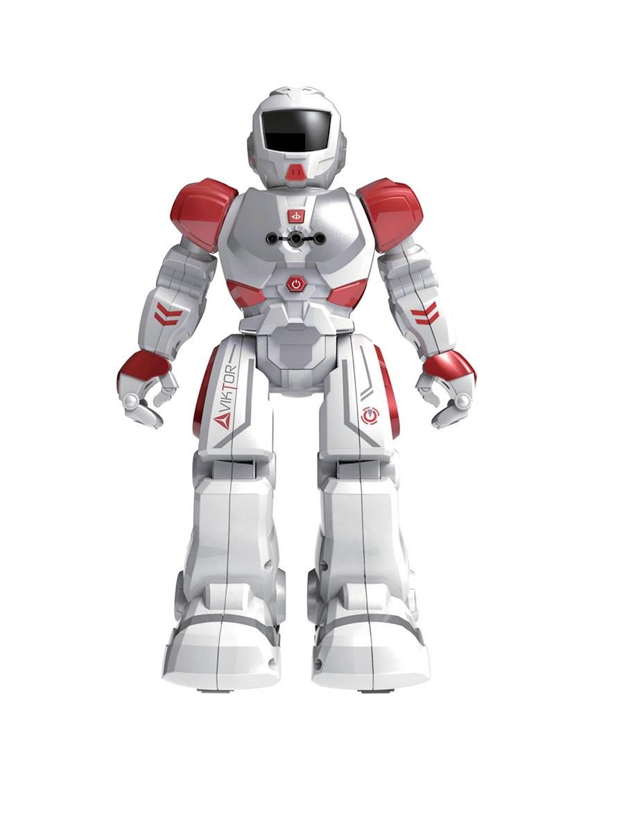 Радиоуправляемый робот Zhorya FUTURE цвет белый красный