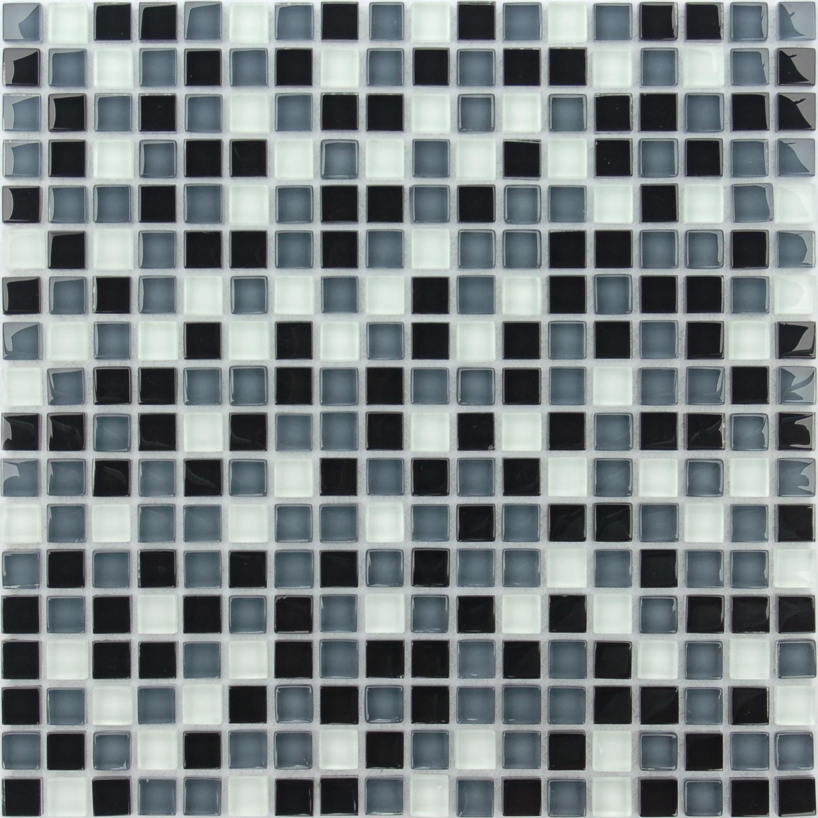 Мозаика из стекла, Baikal 15x15x4, шт.