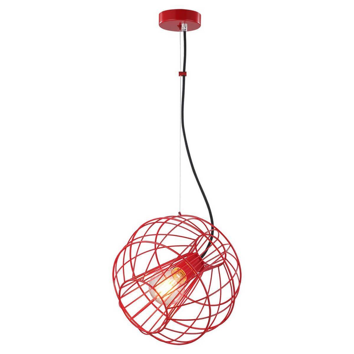 Подвесной светильник Lussole LSP-9934, E27, 60 Вт подвесной светильник lussole lsp 9934