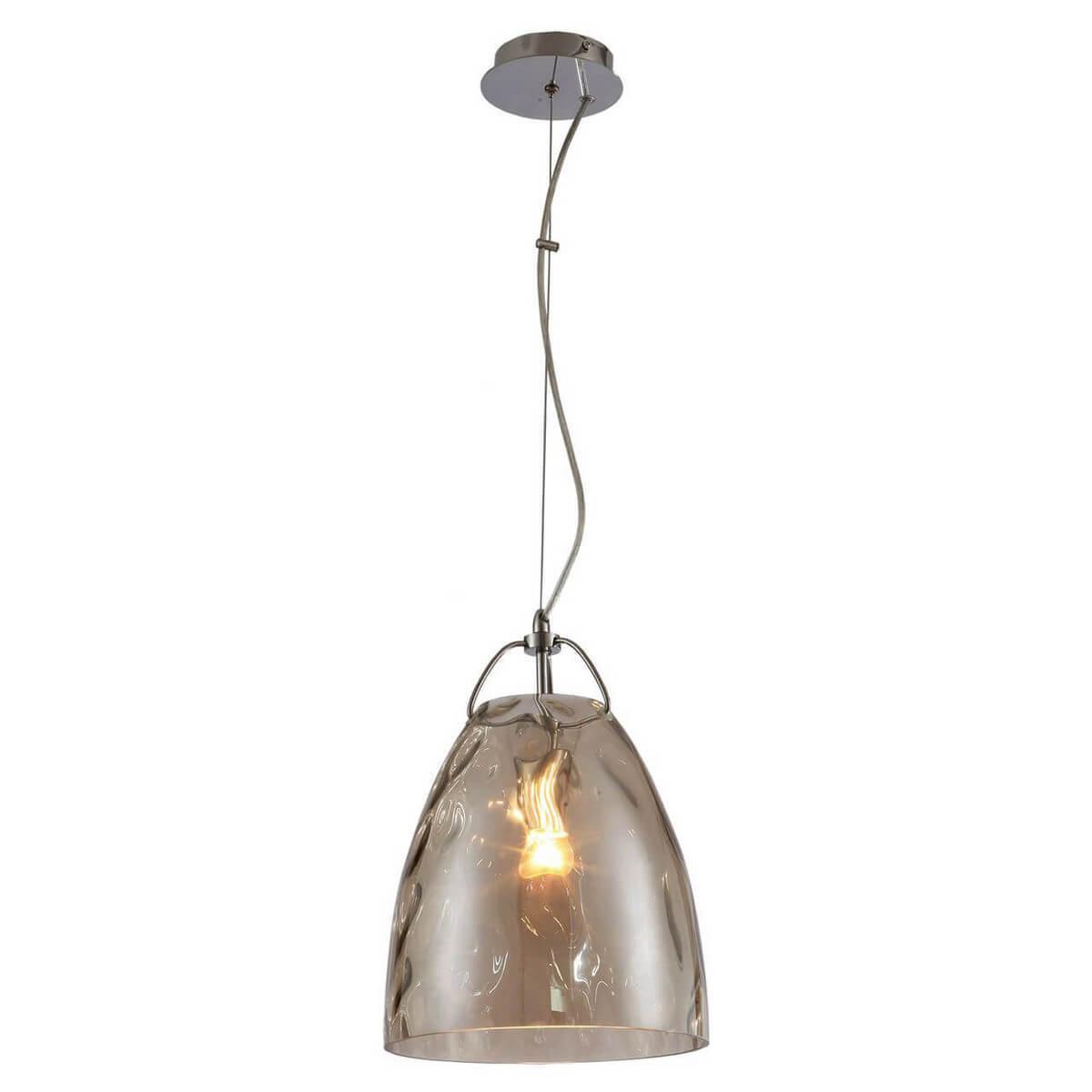 Подвесной светильник Lussole GRLSP-9631, E27, 11 Вт подвесной светильник lussole grlsp 9678 коричневый
