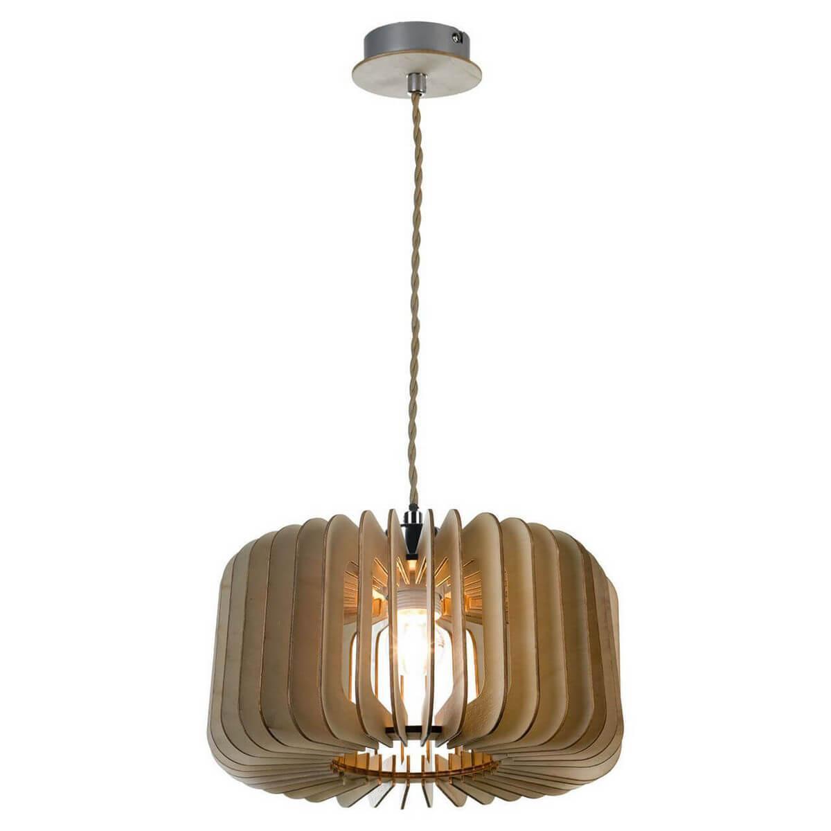 Подвесной светильник Lussole GRLSP-9832, E27, 11 Вт подвесной светильник lussole grlsp 9894 коричневый
