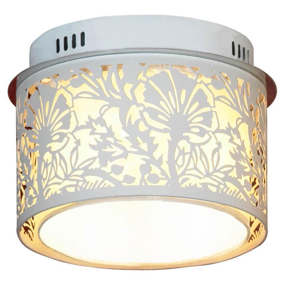 Накладной светильник Lussole GRLSF-2307-04, E14, 6 Вт