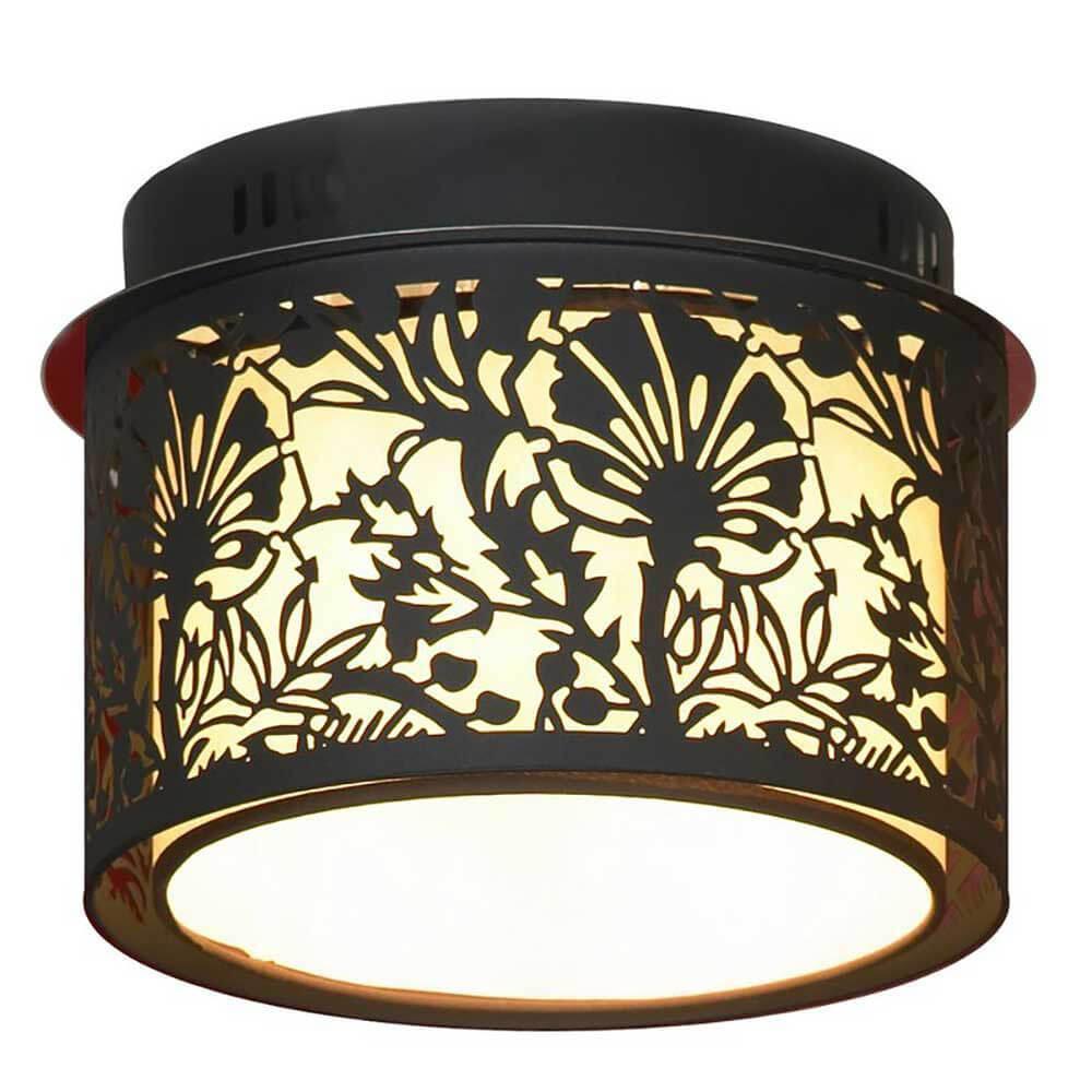 Накладной светильник Lussole GRLSF-2377-04, E14, 6 Вт