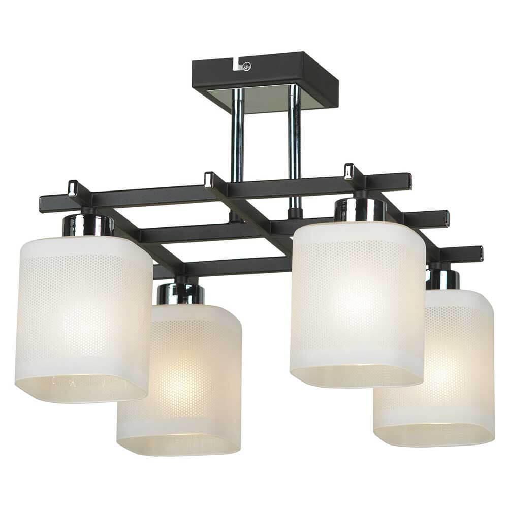 Потолочный светильник Lussole LSL-9007-04, E14, 40 Вт цена