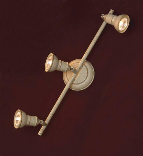 Спот Lussole LSL-2501-03, GU10, 50 Вт все цены