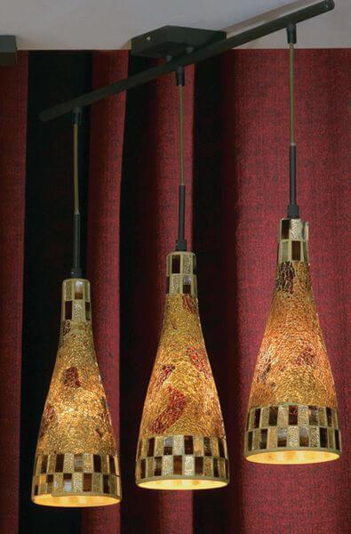 Подвесной светильник Lussole LSQ-6516-03, E14, 40 Вт цена