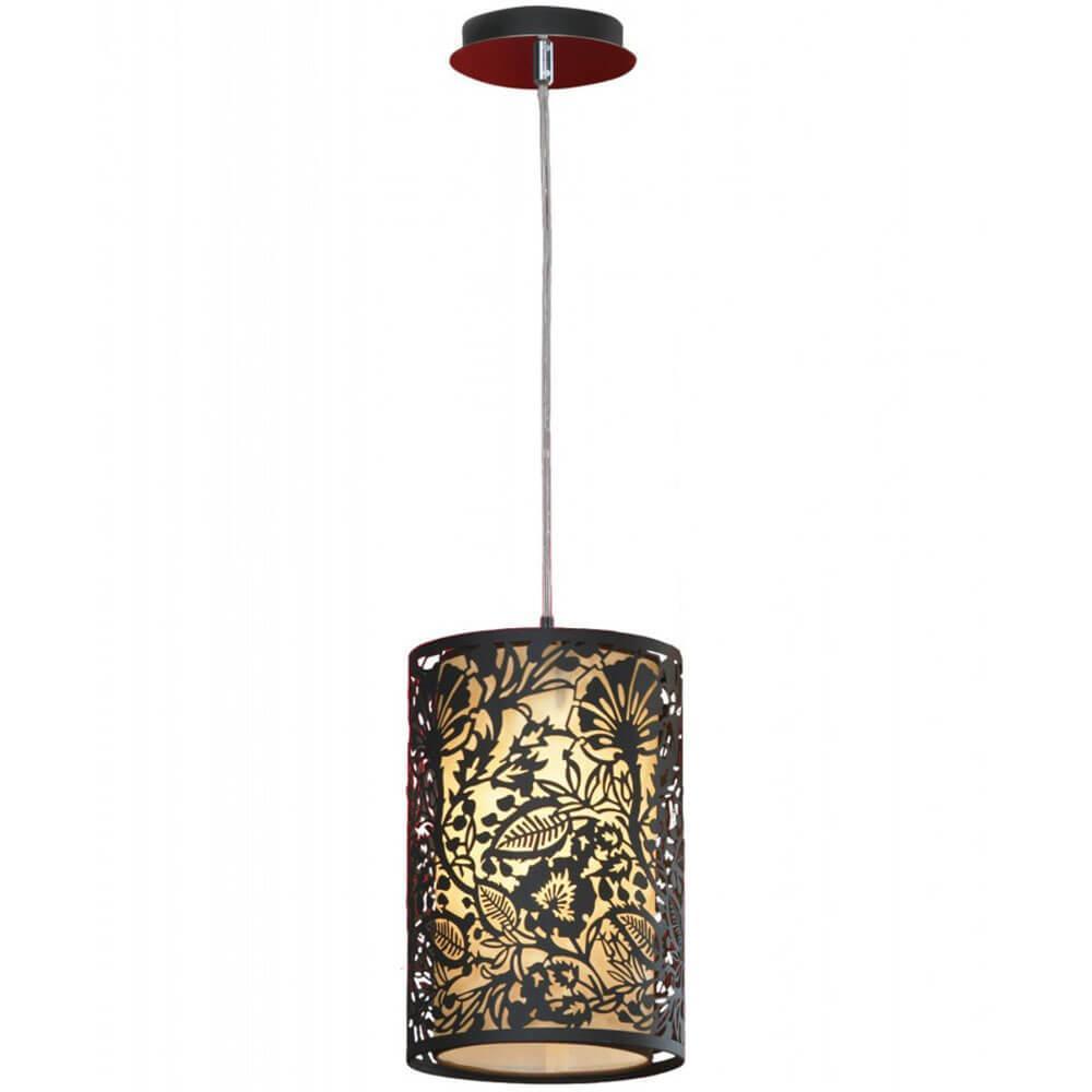Подвесной светильник Lussole LSF-2386-01, E27, 60 Вт подвесной светильник lussole lsf 1156 01 e27 60 вт