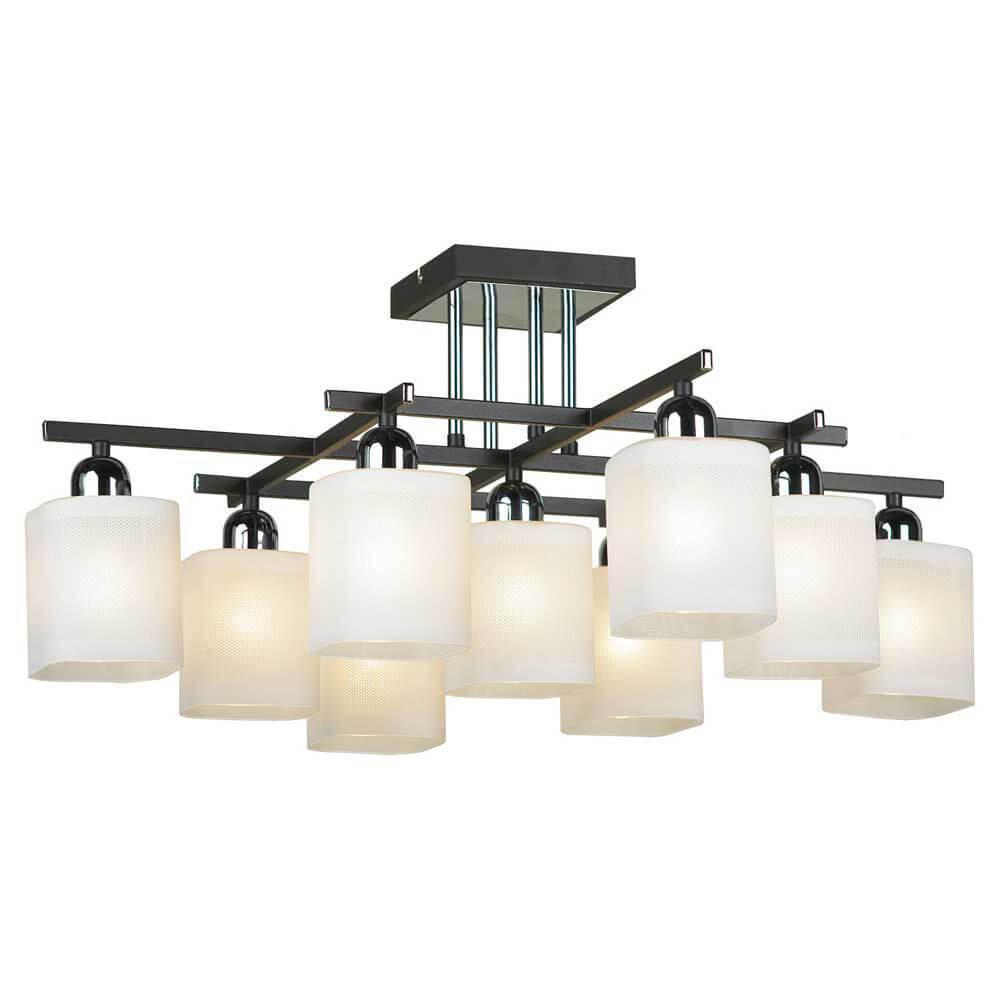 Потолочный светильник Lussole LSL-9007-09, E14, 40 Вт цена
