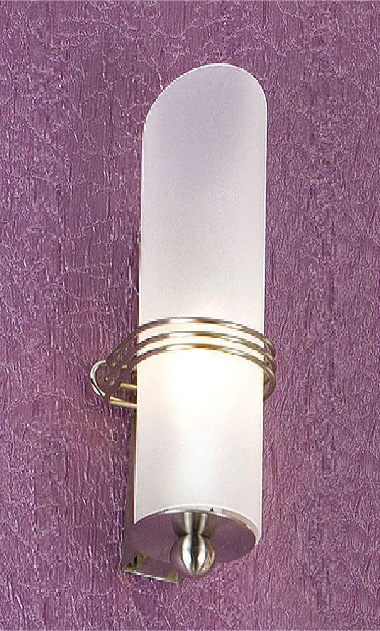 Настенный светильник Lussole LSA-7711-01, E14, 40 Вт подсветка для зеркал lussole selvino lsa 7711 03