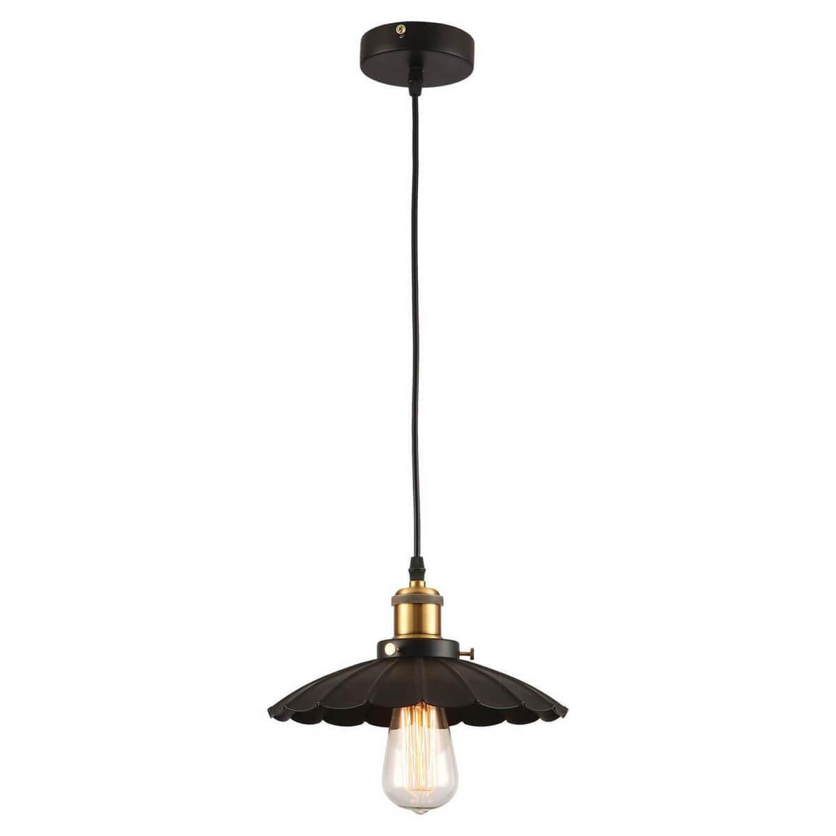 Подвесной светильник Lussole LOFT LSP-9602, E27, 60 Вт цена