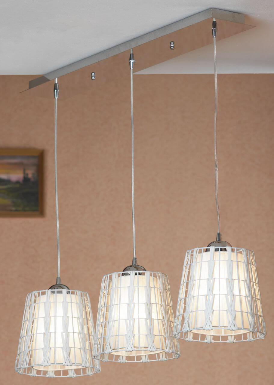 Подвесной светильник Lussole LSX-4106-03, E27, 60 Вт все цены