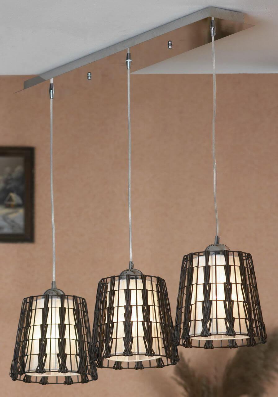 Подвесной светильник Lussole LSX-4176-03, E27, 60 Вт все цены