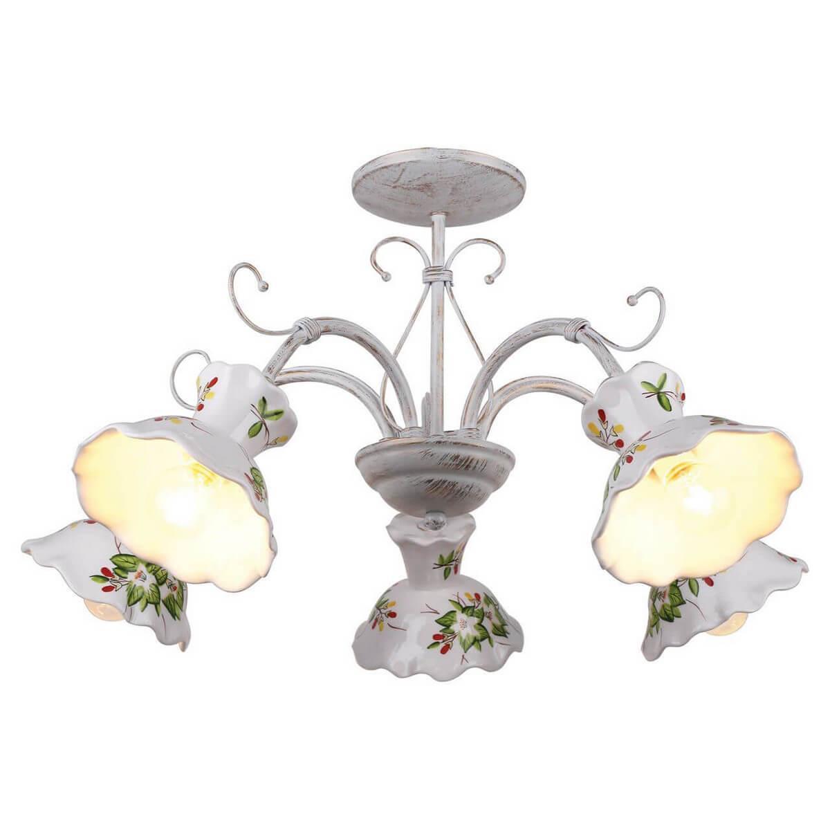 Потолочный светильник Lussole LSP-0155, E14, 40 Вт