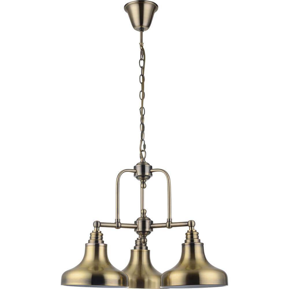 Подвесной светильник Lussole GRLSL-3003-03, E27, 11 Вт
