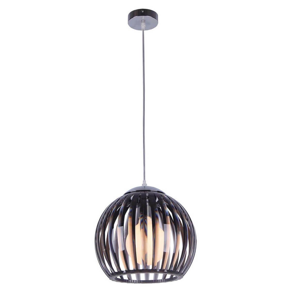 Подвесной светильник Lussole GRLSP-0160, E27, 11 Вт подвесной светильник lussole grlsp 9894 коричневый