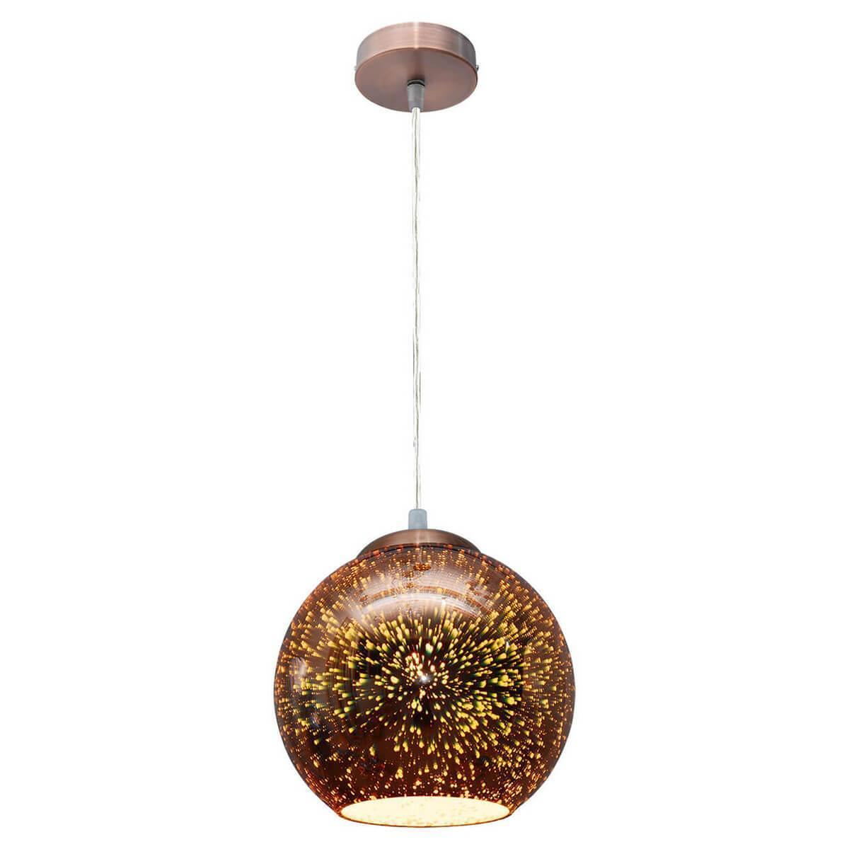 Подвесной светильник Lussole GRLSP-0198, E27, 11 Вт подвесной светильник lussole grlsp 9945 белый