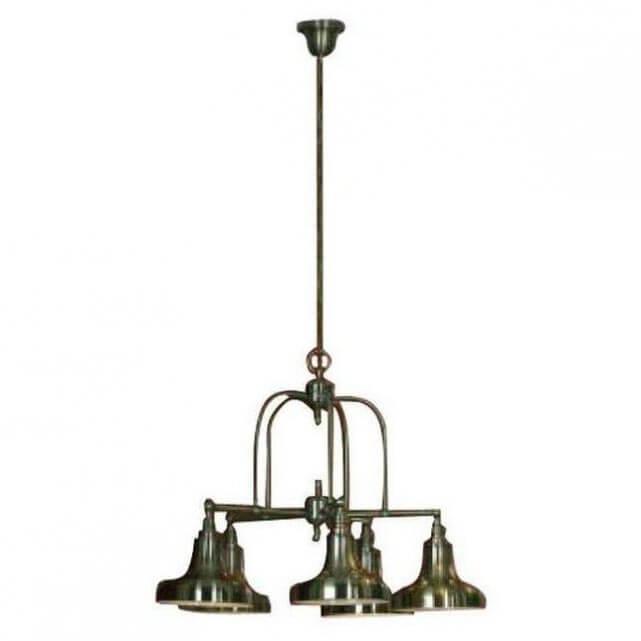 Подвесной светильник Lussole GRLSL-3003-05, E27, 11 Вт