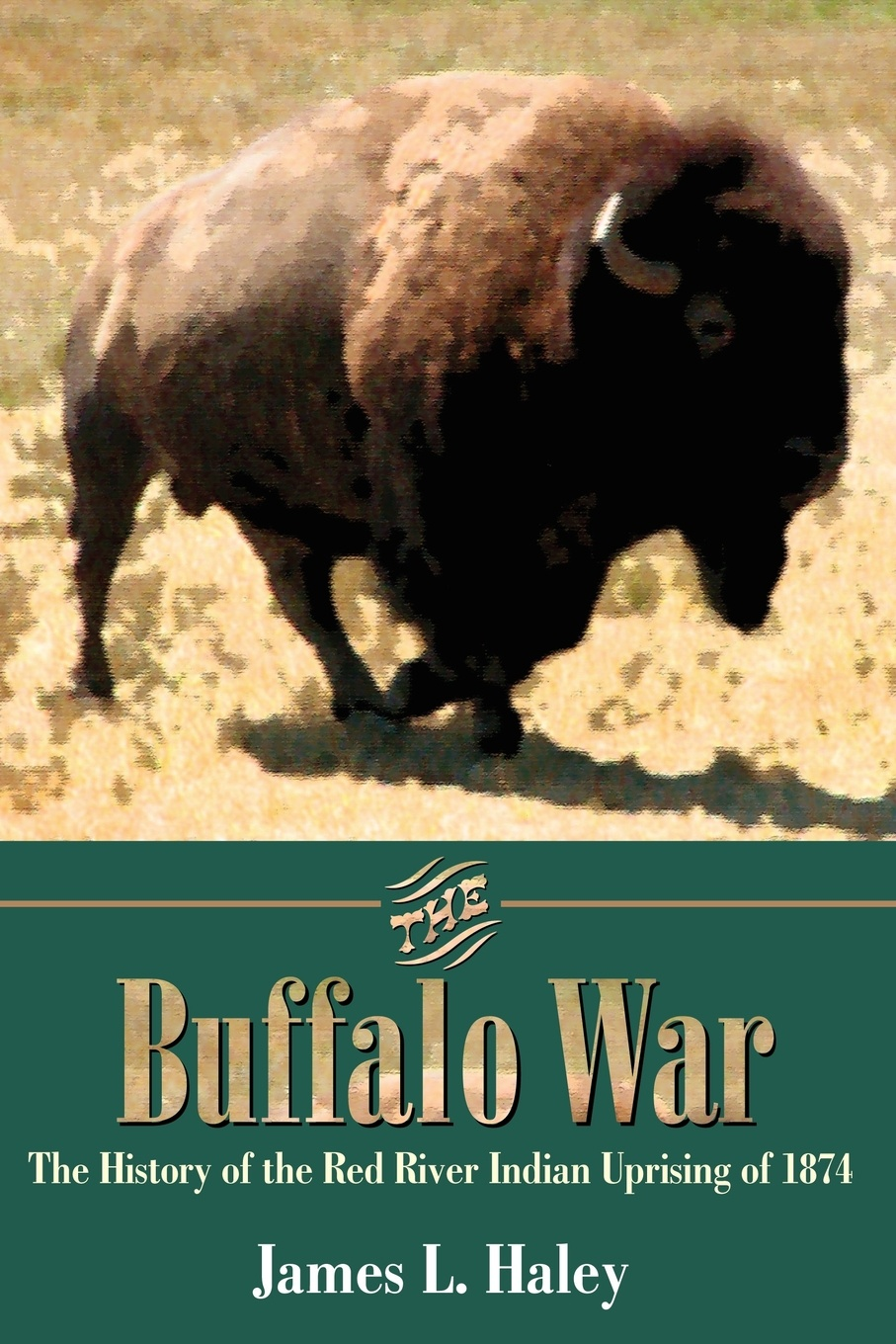 James L. Haley The Buffalo War. The History of the Red River Indian Uprising of 1874