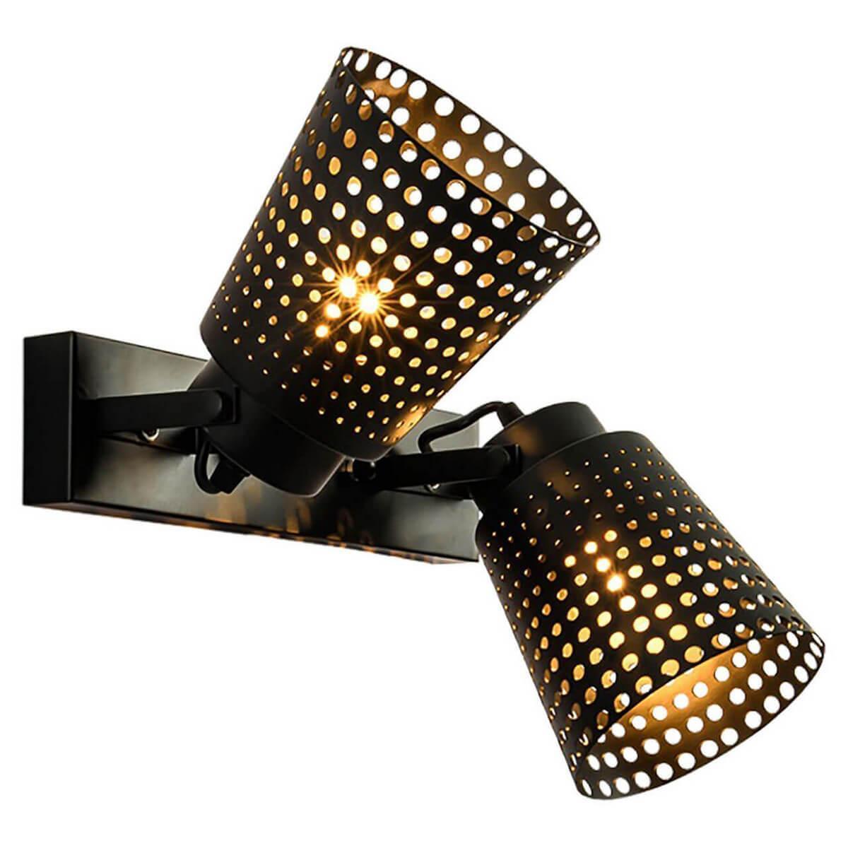 Спот Lussole LOFT LSP-9835, E27, 60 Вт спот lussole loft lsp 9880 e27 60 вт