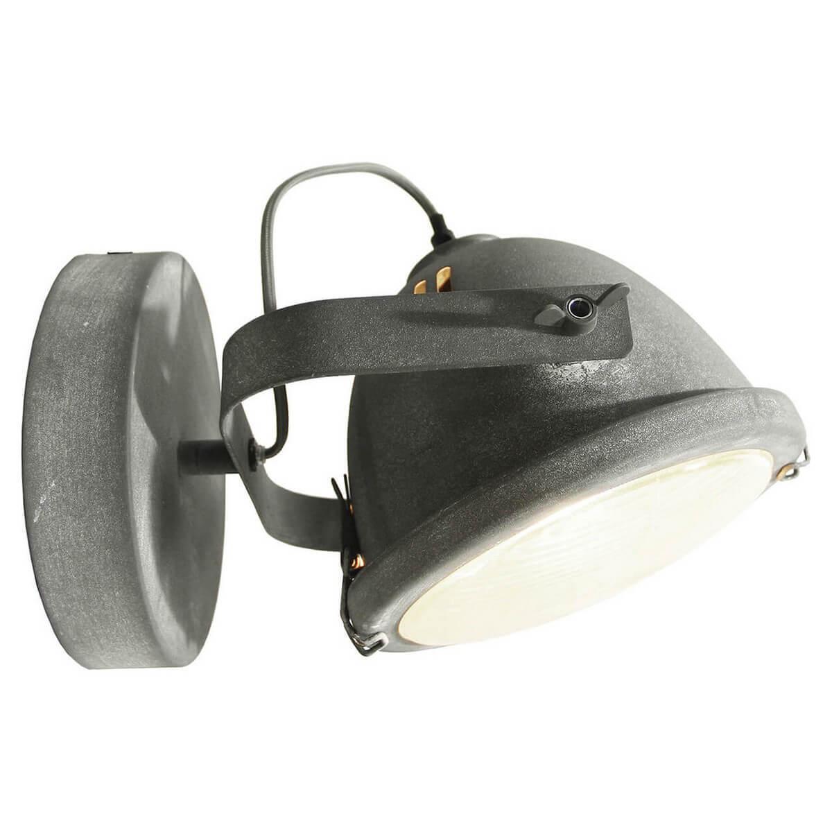 лучшая цена Спот Lussole LOFT LSP-9880, E27, 60 Вт