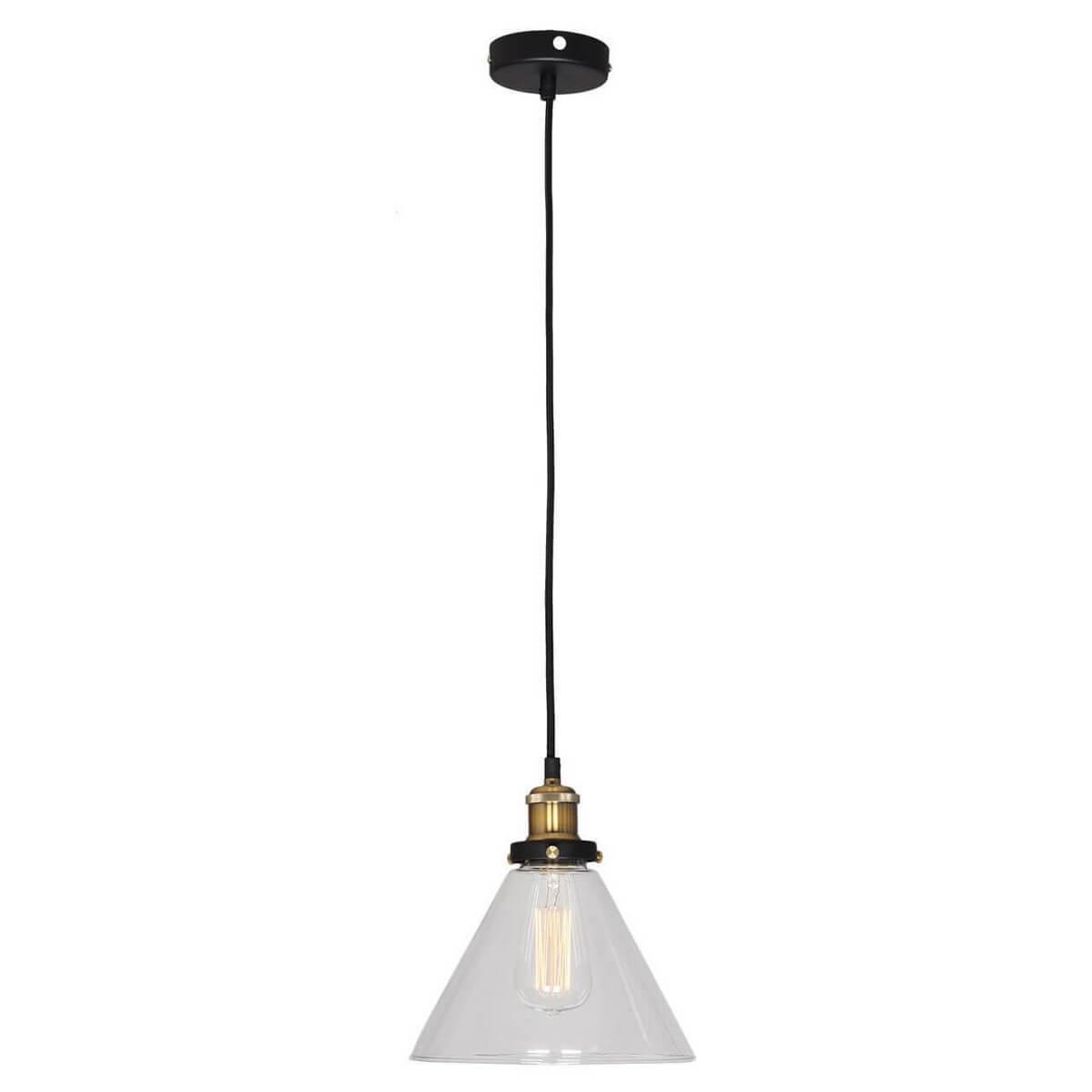 Фото - Подвесной светильник Lussole LOFT LSP-9607, E27, 60 Вт подвесной светильник lussole lsp 9607 черный