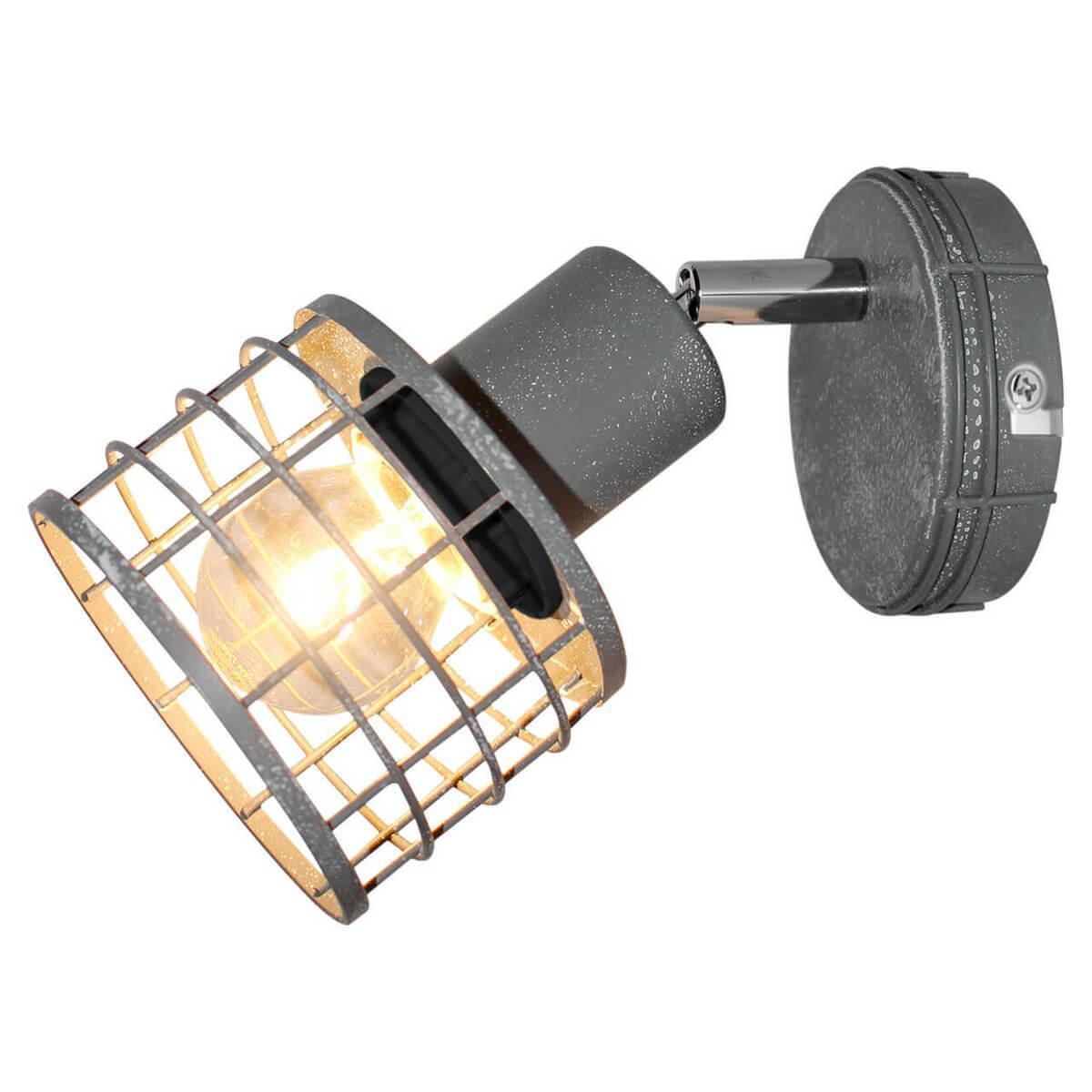 лучшая цена Спот Lussole LOFT LSP-9968, E27, 60 Вт