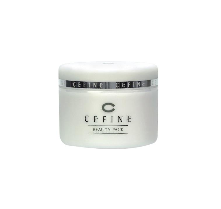 Маска для лица восстанавливающая CEFINE Basic Series Beauty Pack 140 г эссенция чистый коллаген cefine basic series pure collagen essence 20 мл