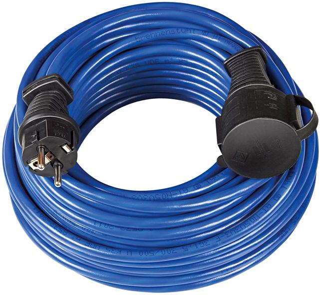 1169810 Brennenstuhl удлинитель 10 м., BREMAXX, синий