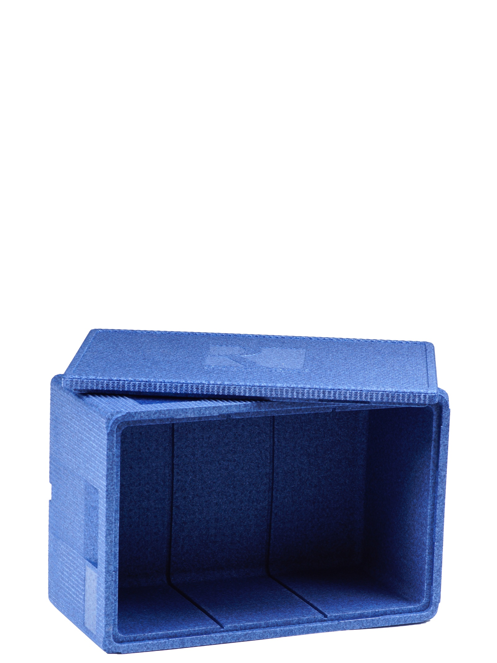 Изотермический контейнер Royal Box Unique синий, 32л