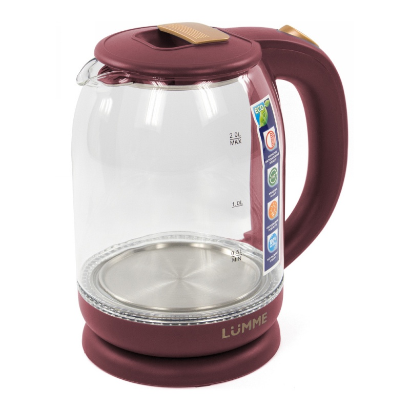 Электрический чайник Lumme 128596 - Электрические чайники и термопоты