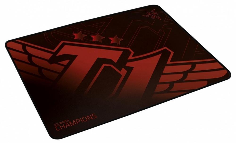 Коврик Razer Goliathus SKT T1 (Speed Medium) Mouse Mat красный