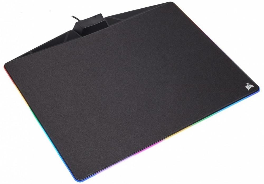 Коврик для мыши Corsair Gaming MM800 RGB POLARIS Mouse Pad Cloth Edition (400mm x 340mm x 35mm)
