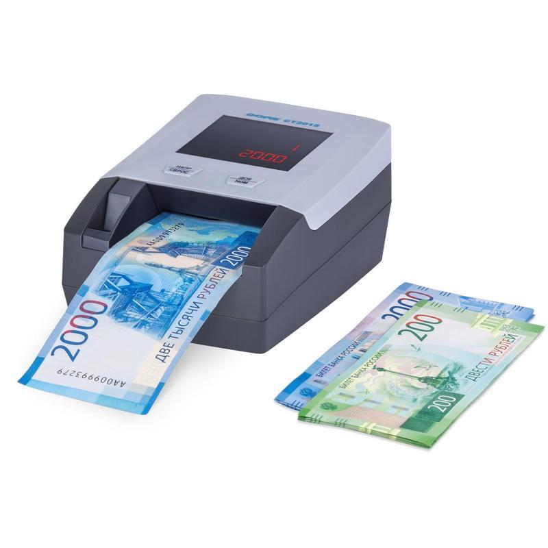 Детектор банкнот автоматический DORS CT2015 M1.