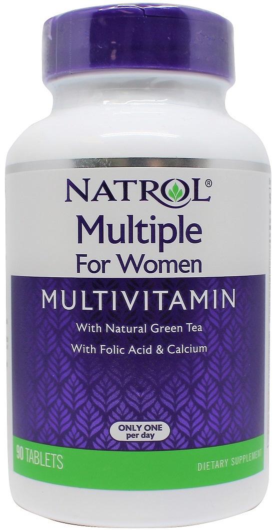 Витамины Natrol My Favorite Multiple Women (90 таб)
