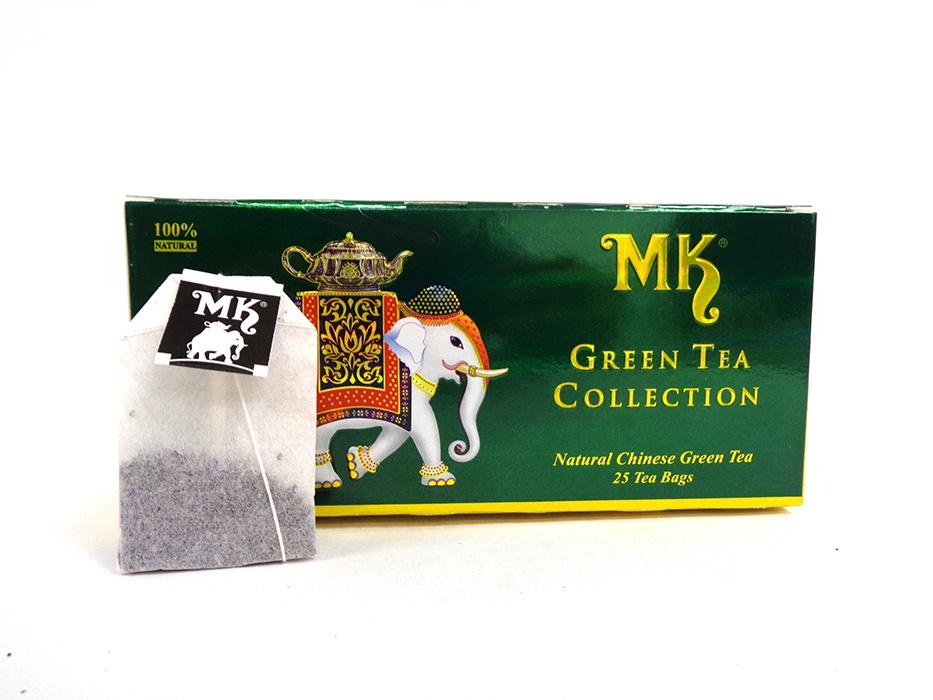 ГРИН ТИ КОЛЛЕКШН,чай зеленый китайский пакетированный двухкамерный с ярлычком 50 г касио коллекшн