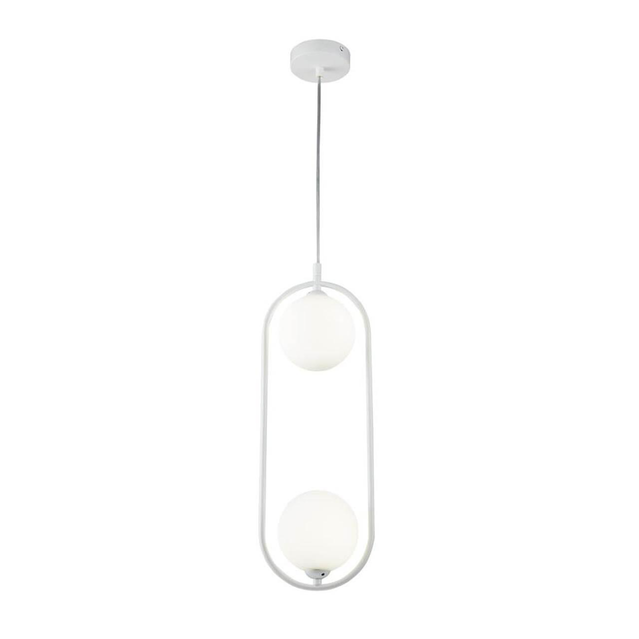 Подвесной светильник Maytoni MOD013PL-02W, G9, 25 Вт подвесная люстра ring mod013pl 06w