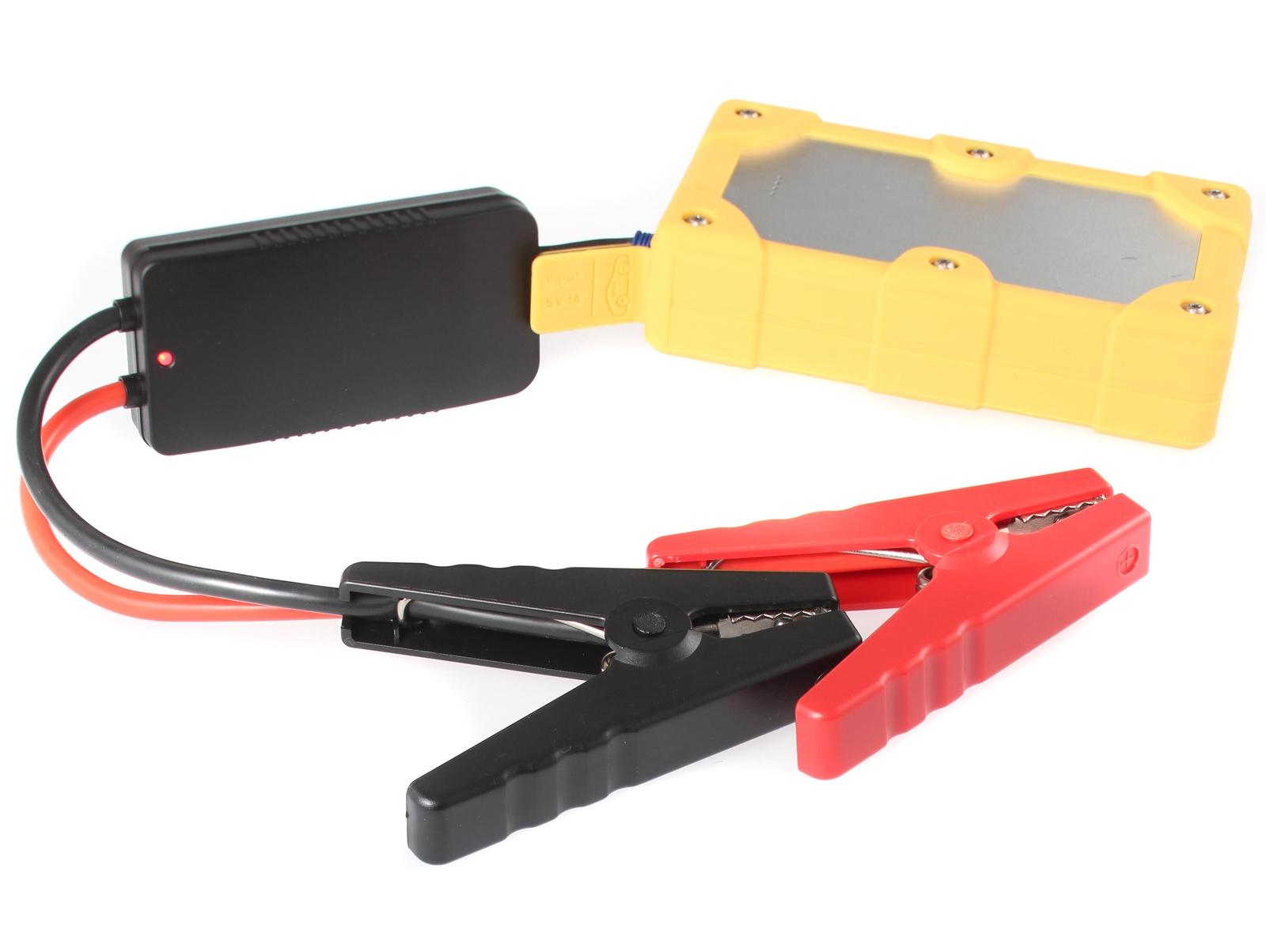 Портативное пусковое устройство автомобиля iBatt iB-S931Y. JumpStarter - PowerBank с интеллектуальными силовыми проводами. аккумулятор для автомобиля выбрать
