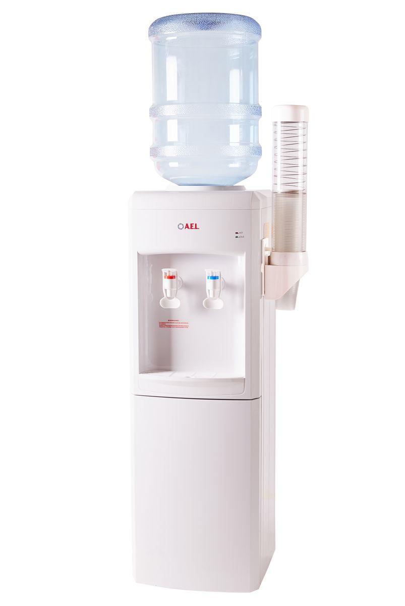 Кулер для воды AEL 61c LC, белый кулер для ноутбука