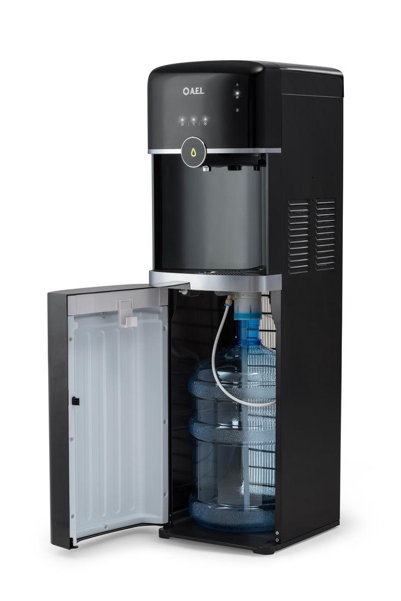 Кулер для воды AEL 770a LC, черный кулер для ноутбука