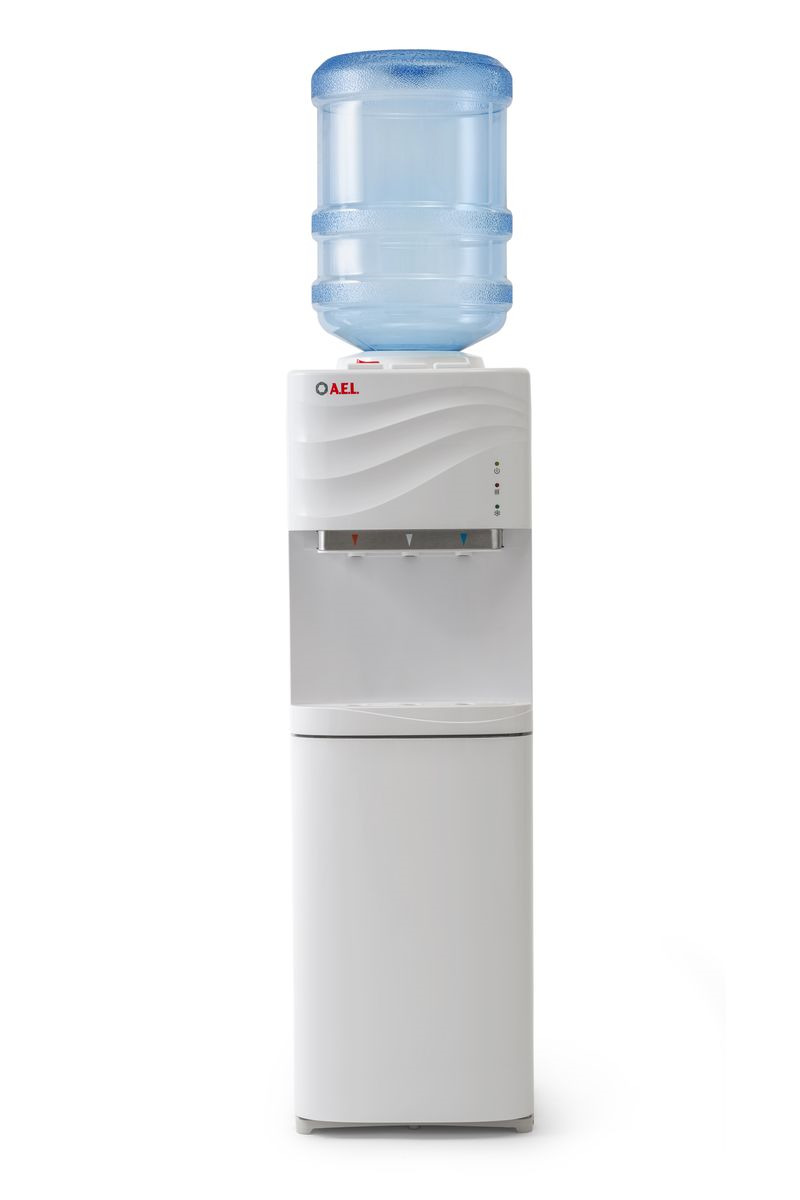 Кулер для воды AEL 820 LC, белый кулер для ноутбука