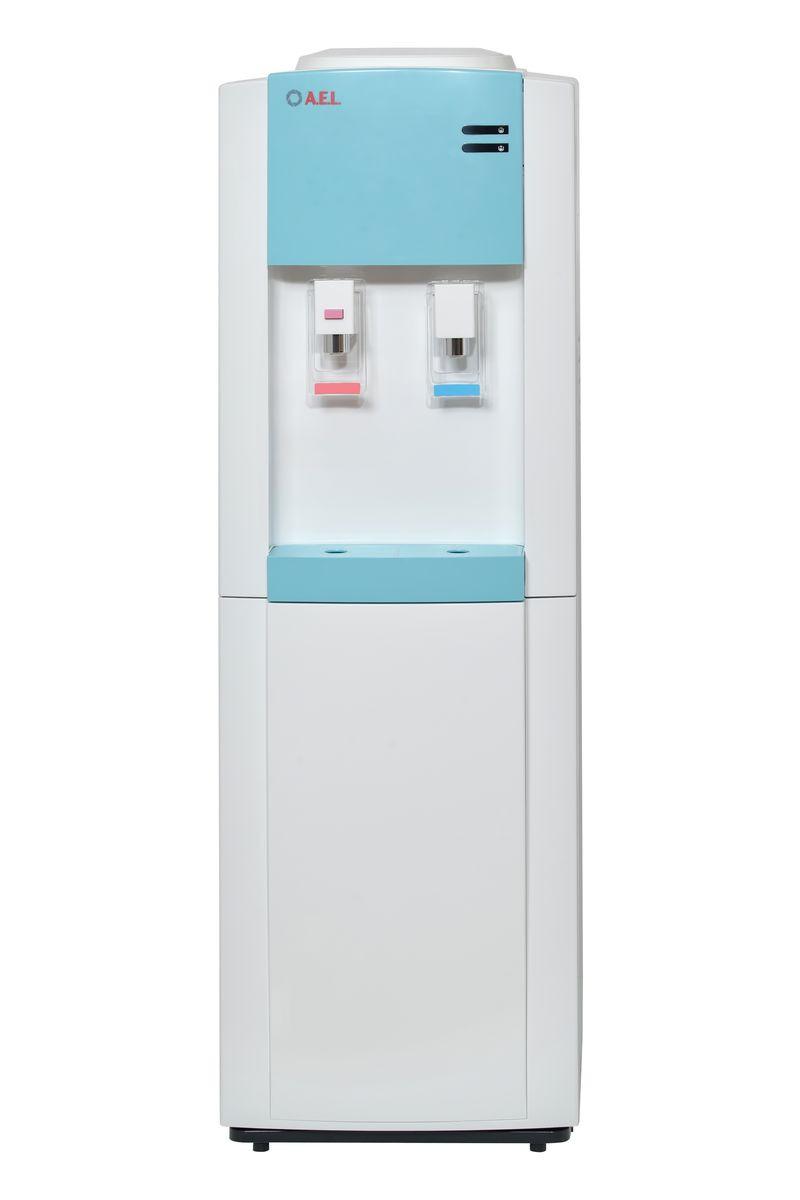 Кулер для воды AEL 58 LD, белый кулер для ноутбука