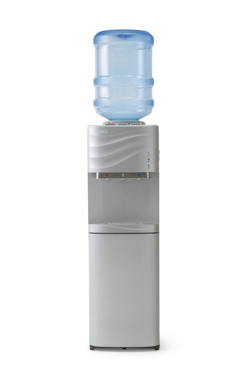 Кулер для воды AEL 820 LC, серебристый кулер для ноутбука