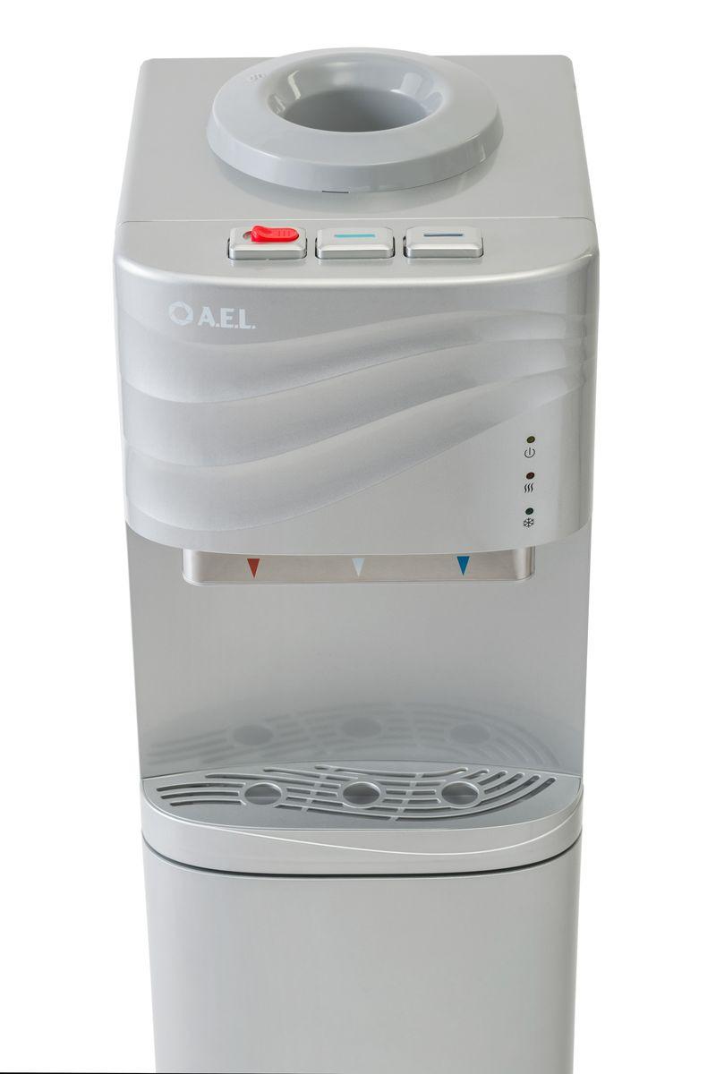 Кулер для воды AEL 820 LC, серебристый AEL