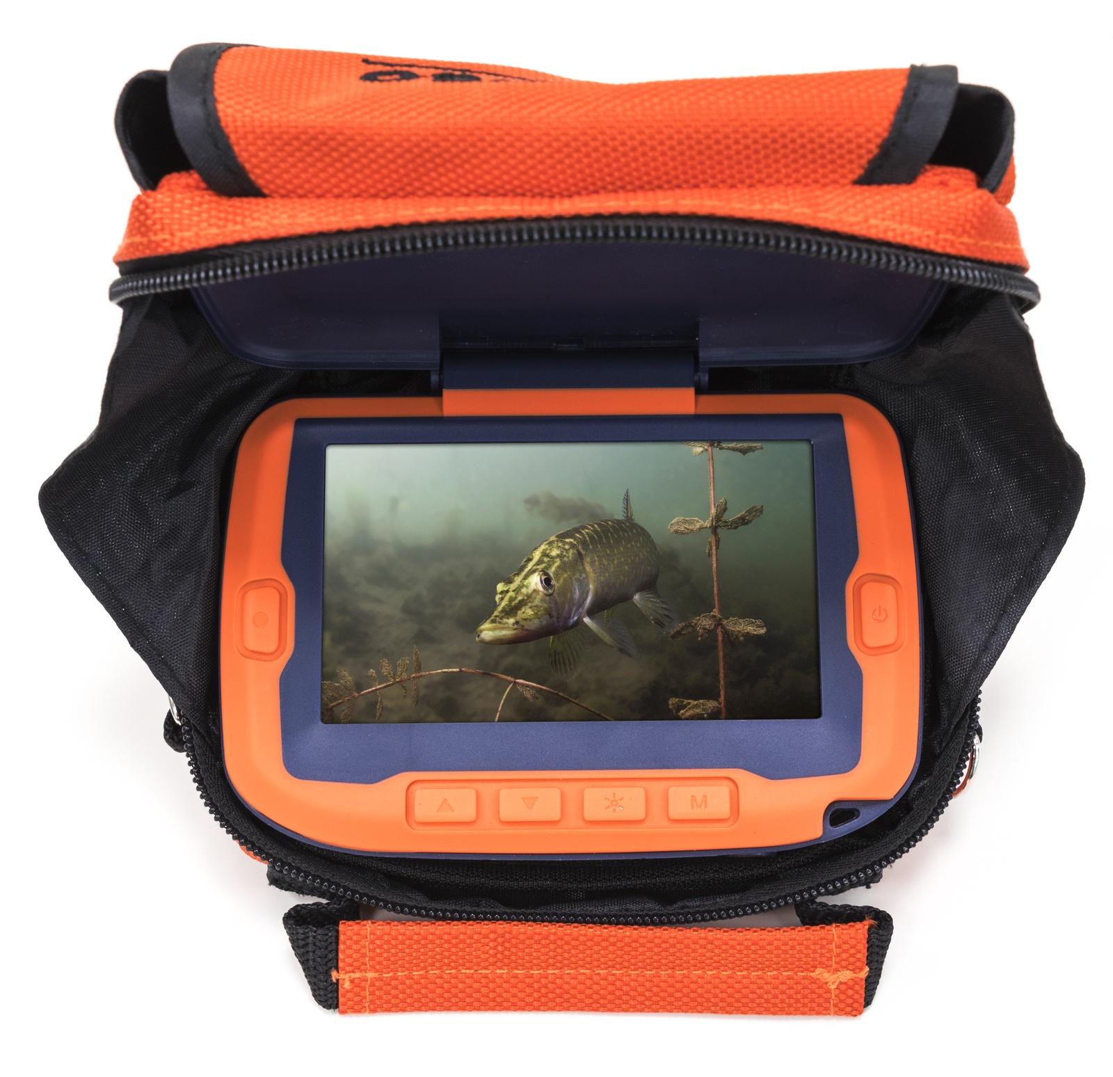 Топ лучших видеокамер для зимней и летней рыбалки