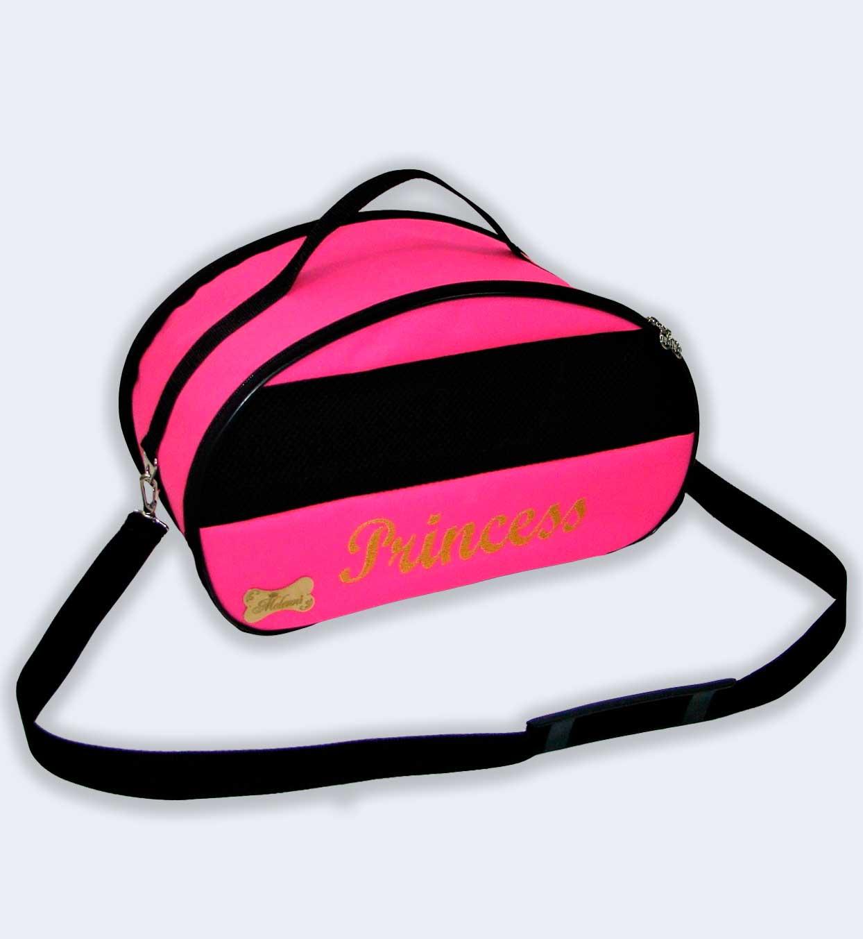 Переноска закрытая Melenni Стандарт Princess S розовая переноска для кошек и собак up флоренция розовая 46х30х32см